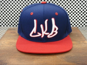 Snapback CKB navy/red